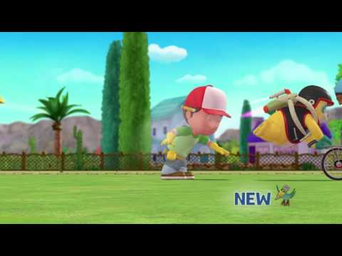 Xxx Mp4 Handy Manny And Special Agent OSO On Disney Junior 3gp Sex