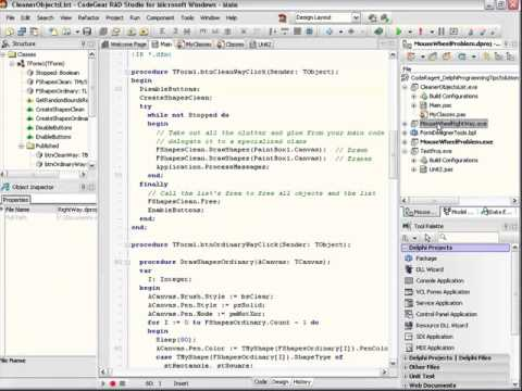 Gnostice - CodeRage 4 - Delphi Programming Tips and Solutions for Everyday Use