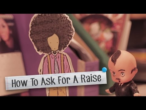 How to Ask for a Raise | Office Dramalala