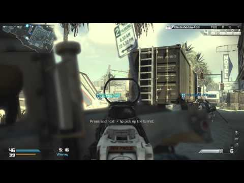 Call of Duty Ghosts - TDM - Octane (12/22/2013) - (75-57) -