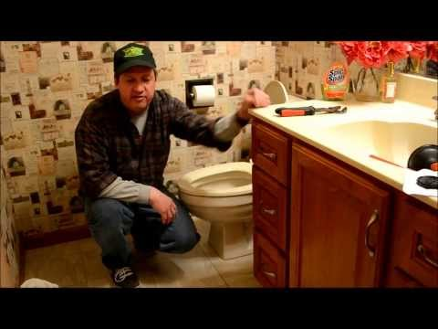 How To Replace The Wax Seal On a Toilet