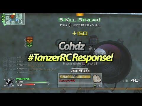 Cohdz | #TanzerRC Response (Multi-cod) | @cohhdz