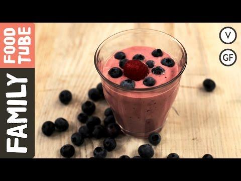 Fruity Frozen Yogurt | Cook With Amber