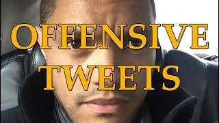 Internet Comment Etiquette: Offensive Tweets