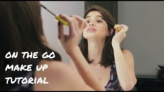 Anne Curtis's Quick On the Go Make Up Tutorial