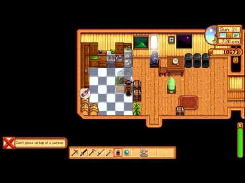 Stardew Valley How To Rotate Furniture. (Quick Tips)
