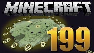 BASE ALIENÍGENA  - Minecraft Em busca da casa automática #199.