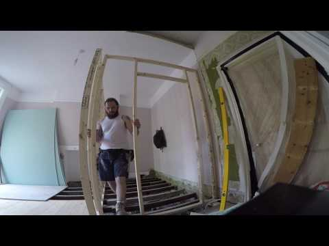 Partition wall / Framing work