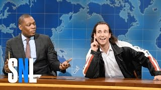 Download Weekend Update: Bruce Chandling on Spring - SNL Video