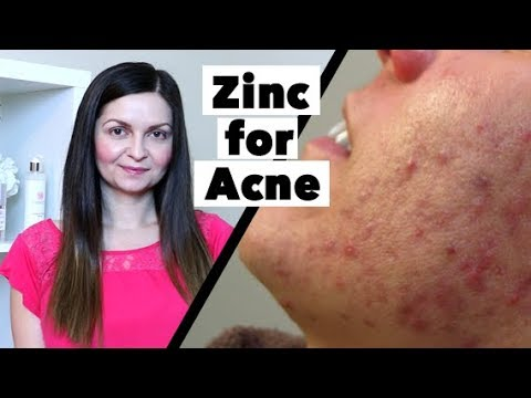 Zinc for Acne Treatment – How Much Zinc Supplement to Take for Clear Skin - Supplements for Acne