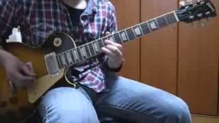 Is This Love / Whitesnake - Cover *Guitar : Gibson LesPaul Classic 借り物のギターです