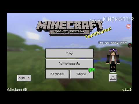 How to color your name on Minecraft (android)