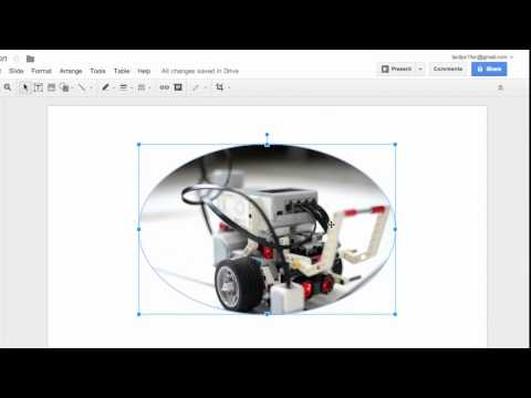 Crop, Apply Masks & Add Borders to Images Google Slides:Drawing