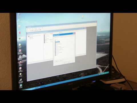 Windows XP 64 bit rights issue work-around  mixcatcom