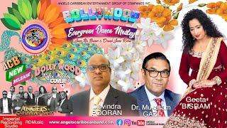 Geeta Bisram, Devindra Pooran, And Dr. Mukaram Gazi -  Bollywood Evergreen Dance Medley (2021 Refix)