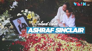 Tangis Pilu Pecah di Pemakaman Ashraf Sinclair, BCL: Doakan Ashraf