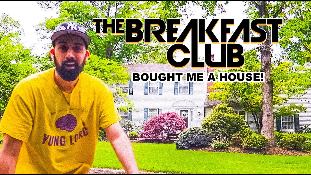 The Breakfast Club Bought Me A House! | Life Is Good - A Vlog By Dramos Ep. 1