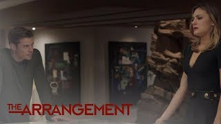 Kyle West & Megan Morrison Get Into a Yelling Match | The Arrangement | E!