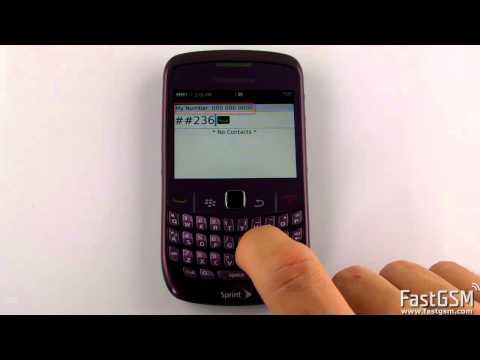 Blackberry MSL password: How to change Mobile Directory Number