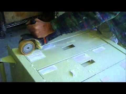 restore and repaint  medical carts