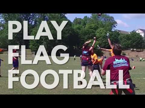 Atlanta Co-Ed Flag Football Leagues