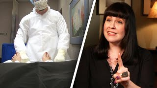 Mortician Says 'Do Not Be Afraid of Dead Bodies'