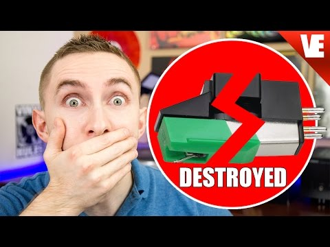 How I DESTROYED My Record Needle!