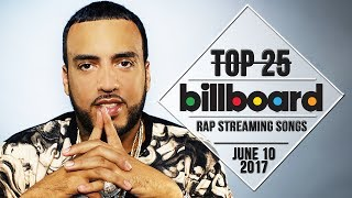 Top 25 • Billboard Rap Songs • June 10, 2017 | Streaming-Charts