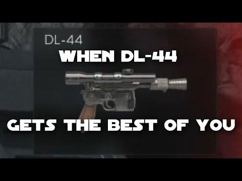 When DL-44 Gets The Best Of You - Star Wars Battlefront