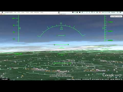 Google Earth: How to Do Flight Simulator : Google & Internet Browsers