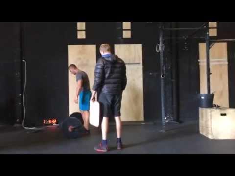 Rob Martin CrossFit Open 15.4
