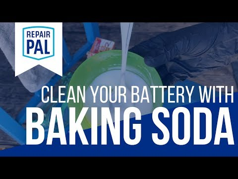 How To Clean Your Battery Terminals with Only Baking Soda & Hot Water
