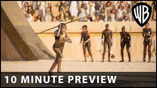 Wonder Woman 1984 - 10 Minute Preview - Warner Bros. UK
