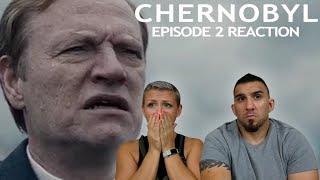 Chernobyl Episode 2 'Please Remain Calm' REACTION!!