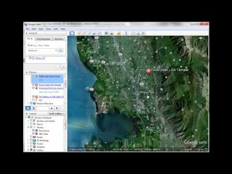 Saving Layer Icons to Your Google Earth Folder