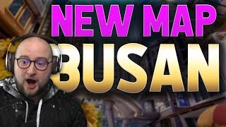 Download NEW MAP! - Busan Walkthrough (Flank Routes, Objectives, Strategies) Video