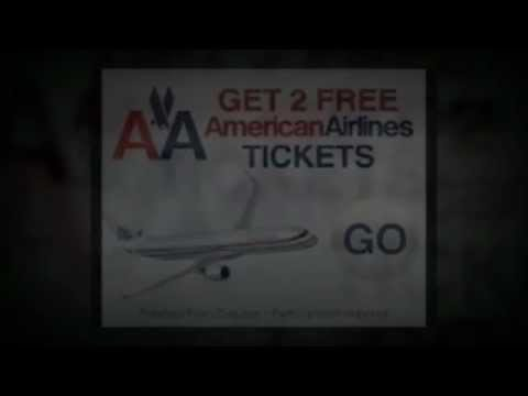 Free American Airlines Tickets