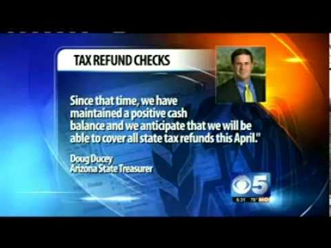Your State Tax Refunds Are Safe