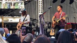 "Brothers Osborne - ""Pushing Up Daisies (Love Alive)"" Live at Zappos HQ 4/13/18"