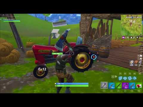 My First Game Win in Fortnite! #01