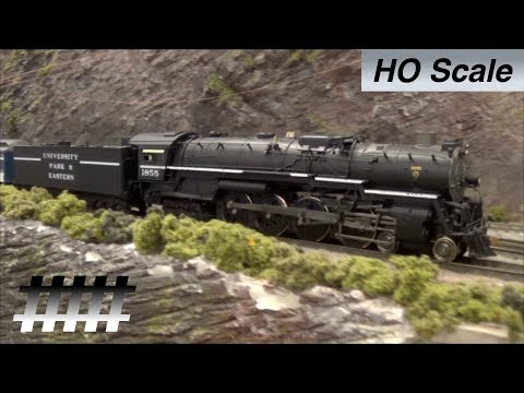 Penn State Model Railroad Club Spring Open House 2015 With HO Scale Model Trains