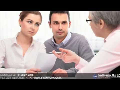 Tax Planning - Accounting Firms, Nashville, TN