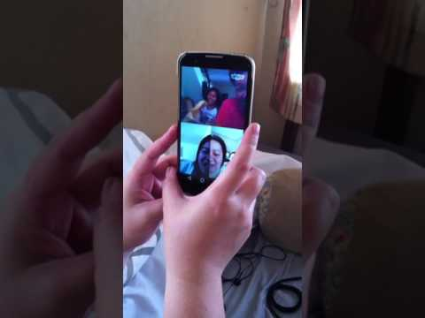 3 way video call