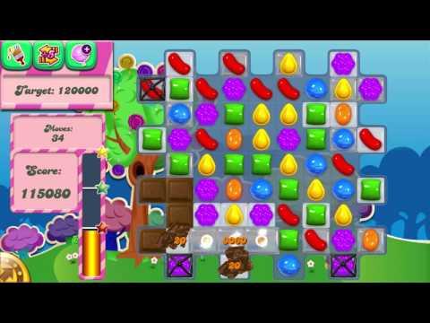 Candy Crush Saga Level 65 No Boosters