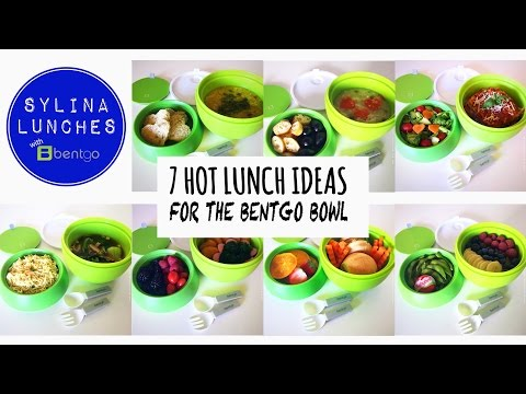 7 Hot Lunch Ideas for School Lunches