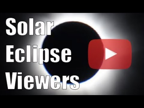 Solar Eclipse Viewers!