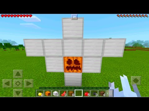 How To Spawn the Wither Buster in Minecraft Pocket Edition!!!