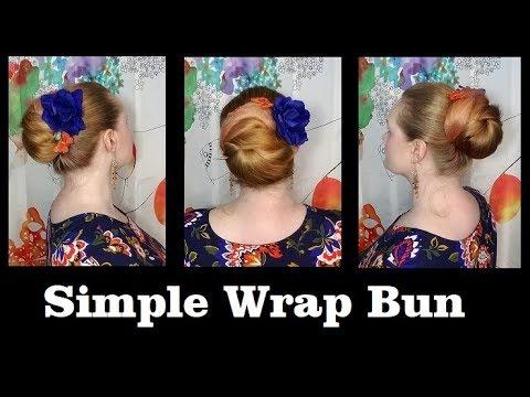 Simple Wrap Bun