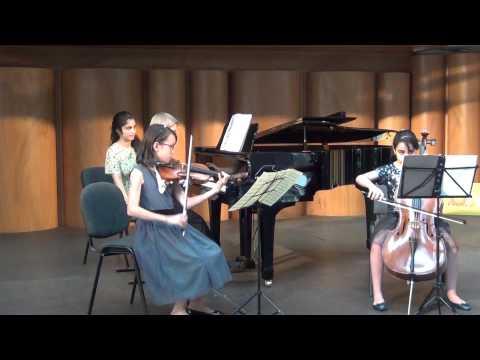 Piano Trio in G major,