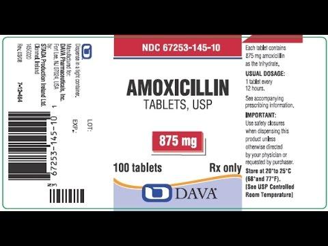 Best Nursing Tips on NCLEX for Amoxicillin--Top Meds on NCLEX
